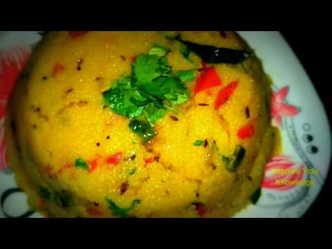 Upma Recipe | Rava Upma | Sooji ka Upma | Indian Breakfast Recipe |