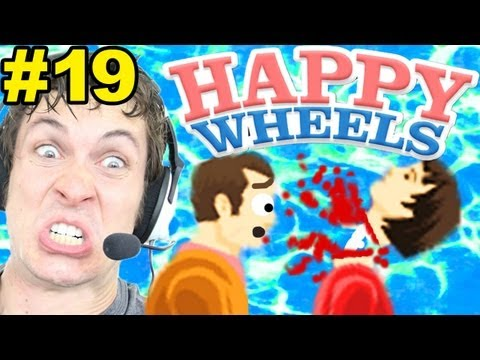 Happy Wheels - WASSUP GIRL? - Part 19