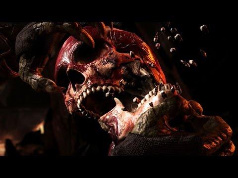 Самые жестокие фаталити в Mortal Kombat X!