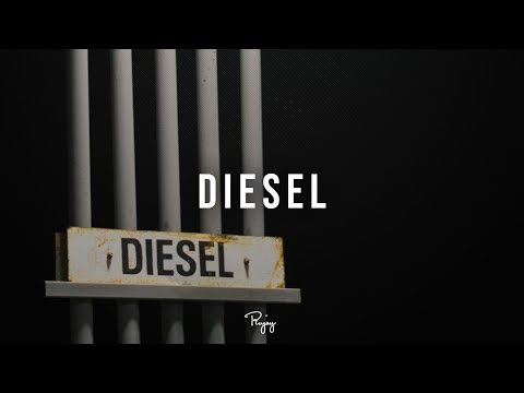 """Diesel"" - UK Drill Beat 