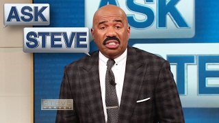 Ask Steve: One night at Taco Bell… || STEVE HARVEY