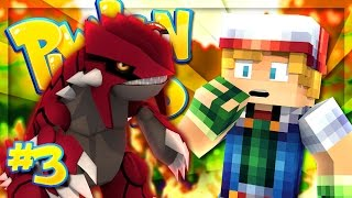 A LEGENDARY PIXELMON! | Pixelmon Island Season 3! #3 (Minecraft Pokemon Mod)