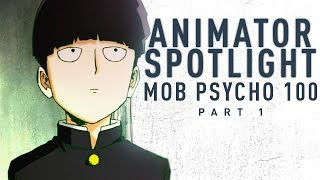 Breaking Down Mob Psycho 100's Incredible Animation [Episode 1] | Animator Spotlight