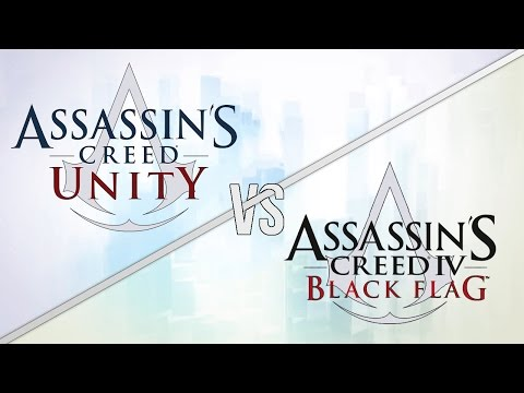 Misc Computer Games - Assassins Creed Unity - Unity