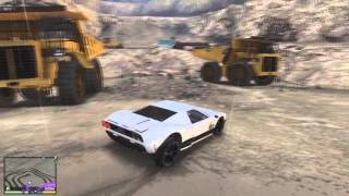 HOW TO GET THE SECRET TONKA TRUCK IN GTA 5! MUST WATCH