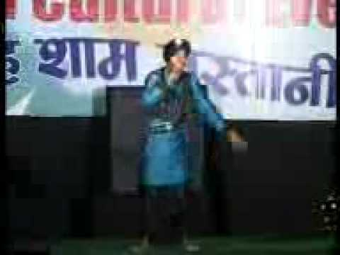 Ravi Kant Mahilpur Perform Ishq Di Mari Of Gurdass Mann At Rang Bhoomi Programme Kathua Jammu.3gp video