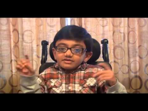 Despite The Challenges: Sparsh H. Shah on Princeton TV