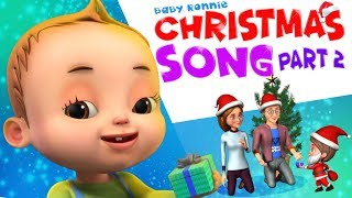 Nah Nah Ha Ha - Christmas Song | Baby Ronnie Rhymes | Videogyan 3D Rhymes
