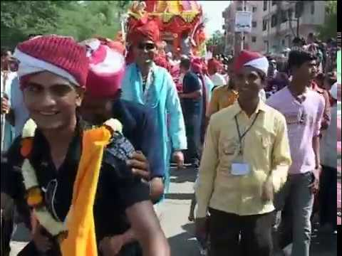 Bhuj Radha Krushna Dev Mahotsav 2011   Vividh Prasang Part 2 of 2