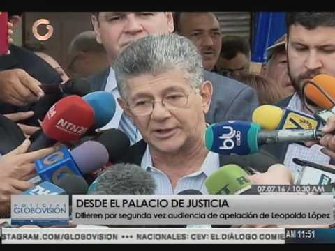 Ramos Allup: Juicio a Leopoldo López es un escándalo judicial
