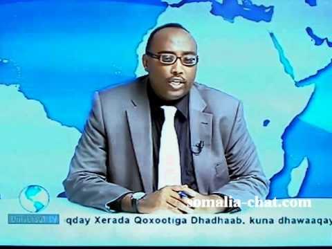 Somali News - 21 July 2011 - Drought Hunger Disaster in Somalia - Universal TV.wmv