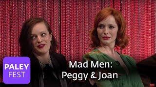 Mad Men - Elisabeth Moss, Christina Hendricks & Jon Hamm on Peggy, Joan, and Endings
