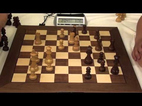 Blitz chess game-Bosna 2011-GM Milan Vukić against GM Ivan Šarić