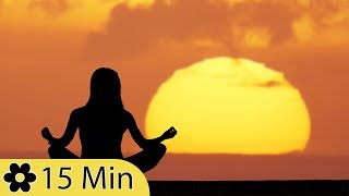 15 Minutes Music for Meditation, Relaxing Music, Music for Stress Relief, Background Music, ✿3182D
