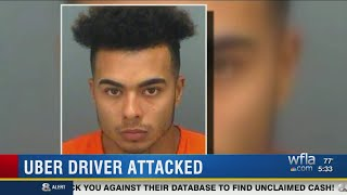 Uber Driver Attacked