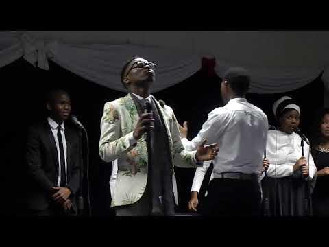 Ayanda Ntanzi ft MSCF worship team-Total Praise @MSCF 2nd annual Gospel Concert