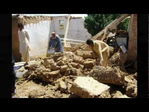 Monsoon Rains and Massive Flooding kill 78/Damage 4200 homes in Sindh, Pakistan (Sept 2012)