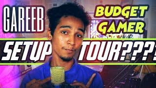 Gaming setup tour   #gareebo ka setup tour ??? cheap setup tour ? setup tour  1.0