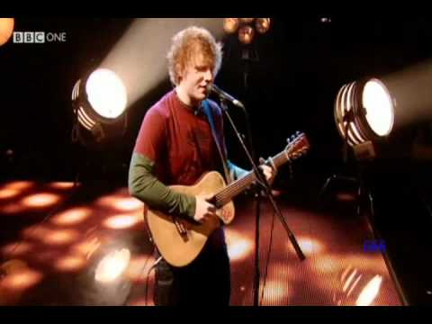 Ed Sheeran ~ Small Bump (The Voice UK Final)