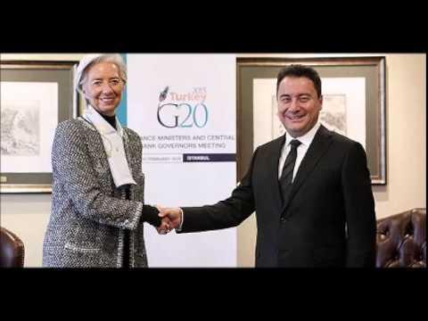 Turkey seeks progress on more focused, inclusive G20 growth plan
