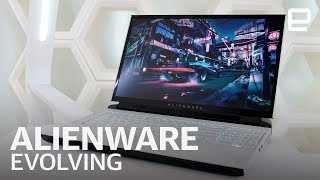 How Alienware is evolving gaming PCs at CES 2019