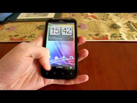 HTC Sensation Touchscreen Issues