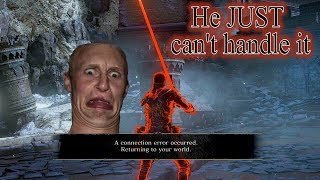 Dark Souls 3: CASUAL CAN'T HANDLE IT