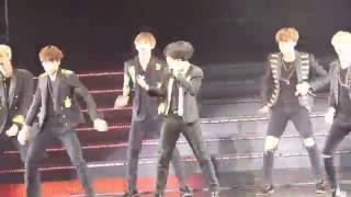 방탄소년단 뱁새 BTS CROW TIT FANCAM 160618
