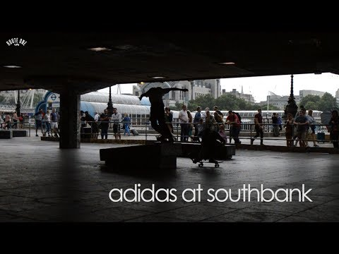 adidas at Southbank