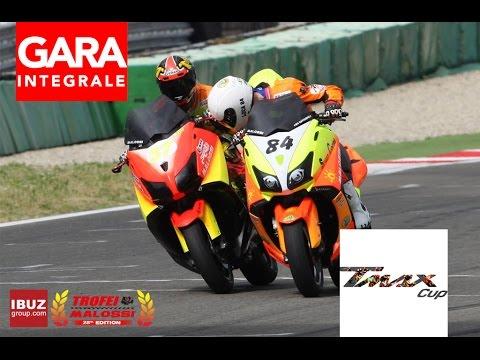 TMax Cup Varano - Gara completa