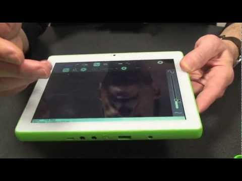 Hands on With the XO-3 Tablet, From One Laptop Per Child
