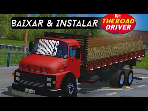 COMO BAIXAR E INSTALAR-The Road Driver No Seu Celular!