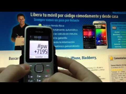 Liberar Nokia C1-01 por imei para Yoigo. Movistar. Vodafone y Orange