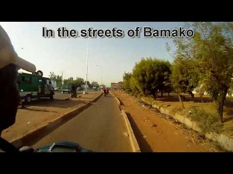 In the streets of Bamako