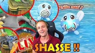 LIVE SHASSE AUX SHINYS DANS POKEMON LET'S GO !!! - NINTENDO SWITCH