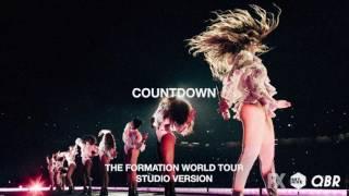 Beyonc Countdown Live at The Formation World Tour Studio Version