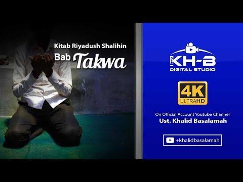 Riyadush Shalihin - Bab Taqwa
