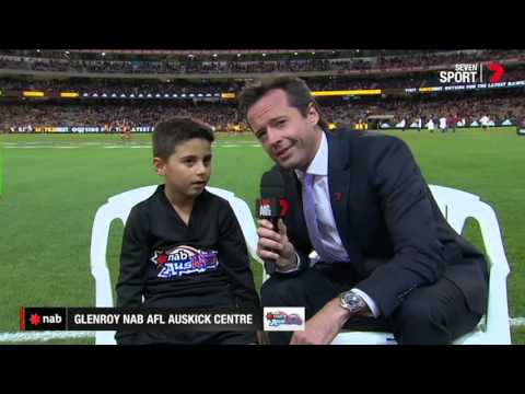 2016 NAB AFL Auskicker of the Year – Rd 5 Nominee