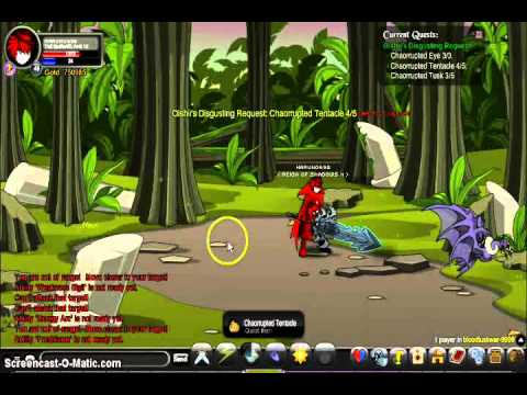 rank up fast in troll aqw and how to get troll spellsmith class aqw