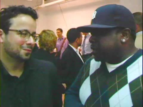 Cedric the Entertainer - American Buffalo on Broadway -Day 1