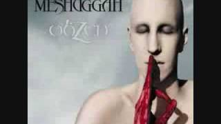 Watch Meshuggah Obzen video