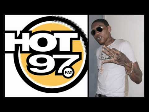 Vybz Kartel -interview with cipha sounds hot97 fm {Skin Lightening Controversy} jan 2011