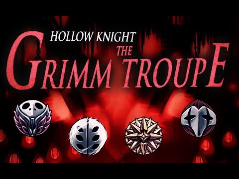 Hollow Knight | All New Charms | Grimm Troupe Update