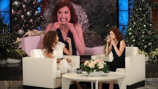 Minnie Driver and Ellie Kemper Play a Speed Round of 'Speak Out'!