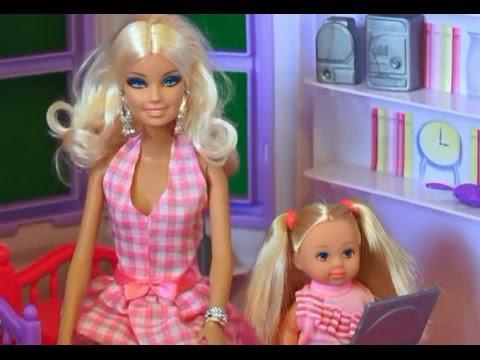Barbie kupiła pralkę. Odcinek 5 Barbie po polsku Bajki dla dzieci