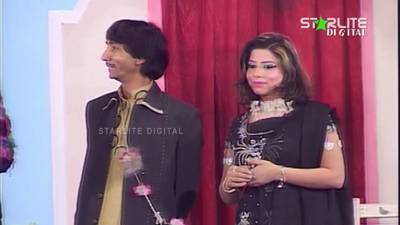 Saleem Albela and Zafar Irshad New Pakistani Stage Drama Full Comedy Funny Clip
