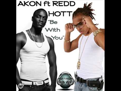 Akon Ft Redd Hott Be With You Ur Tunez 2009 New Hq video