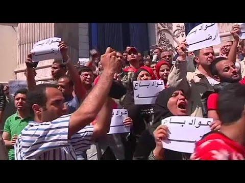 Egypt sentences dozens to prison over Saudi islands deal protests