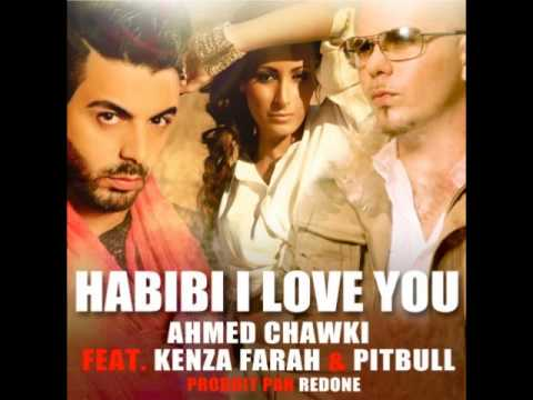 Ahmed Chawki Feat. Kenza Farah & Pitbull - Habibi I Love You (Mon Amour I Love you)