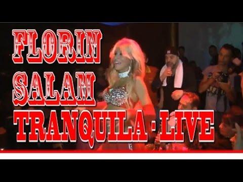 Florin Salam - Tranquila - Club Piramide Madrid LIVE 2014